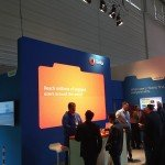 Messestand Firefox Dmexco 2015