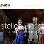 Webaufzug betreut den Trachtencouture Online Shop von Daniel Fendler in den Bereichen SEO, SEA und Newslettermarketing